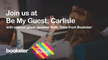 Be My Guest Carlisle - Invite to Be My Guest event for accommodation rentals