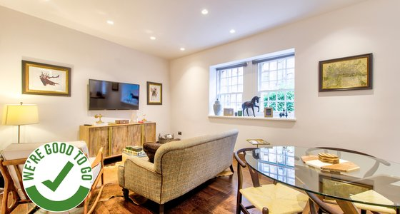 Self catering apartment Dean Village Edinburgh