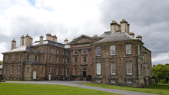 Dalkeith Palace - countryside attractions