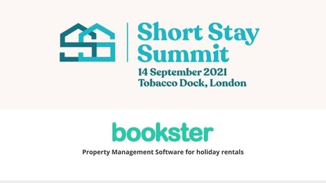 Short Stay Summit 2021 - Bookster was delighted to be speaking on a panel at the Short Stay Summit 2021.