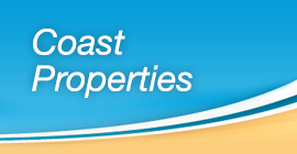 Coast properties logo - Bookster's marketing channel Coast Properties