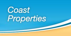 Coast properties logo - Bookster's marketing channel Coast Properties