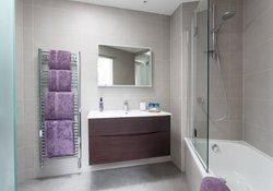 23.Clean and stylish First Floor Bathroom