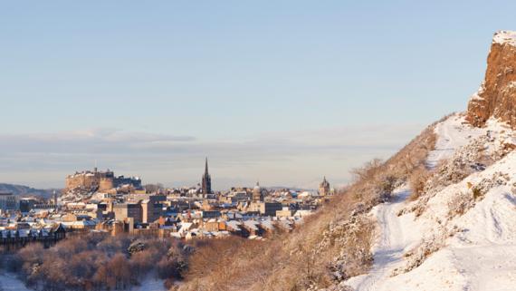 Edinburgh Christmas Things to do 2020