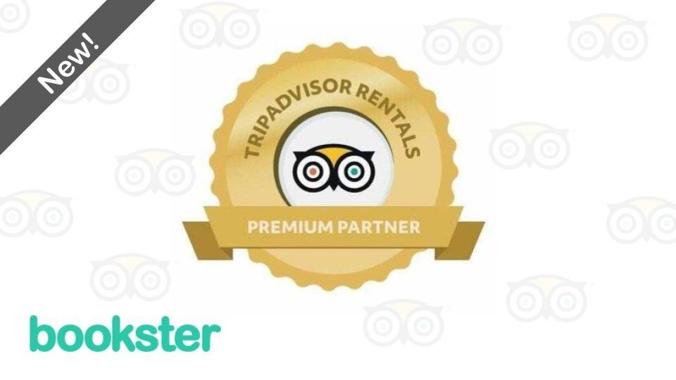Bookster named Premium Partner of TripAdvisor - Bookster has been selected as a Premium Partner of TripAdvisor.