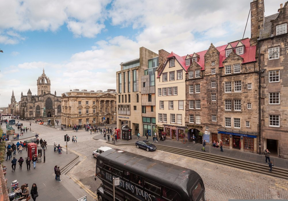 Ladystairs 2 On Royal Mile 150 Metres From Edinburgh