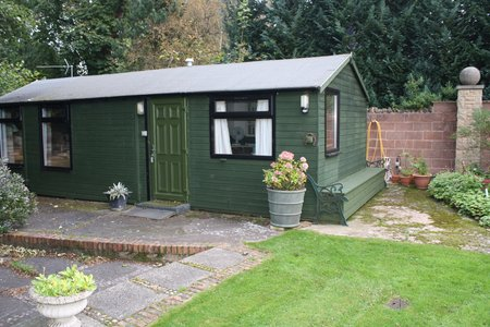 The Cabin , Self catering - The Cabin , one bedroom self catering in Longniddry