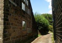 Townfield Lane entrance