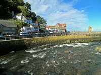 Lynmouth Habour