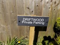 Driftwood Allocated Parking Space