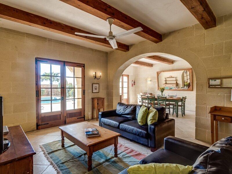 9. Living area