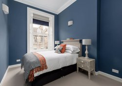 Stafford Street Townhouse Double Bedroom