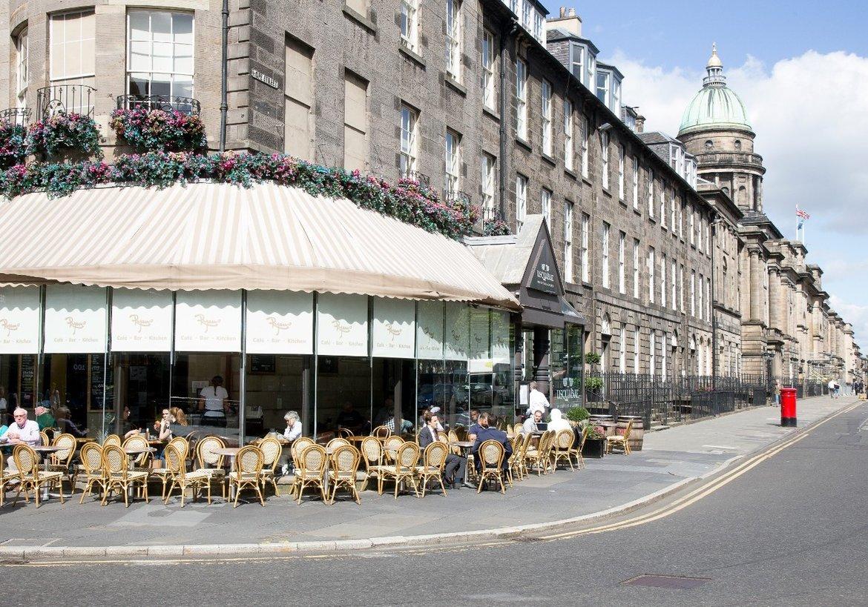 The Edinburgh Mews The West End Edinburgh Lothian