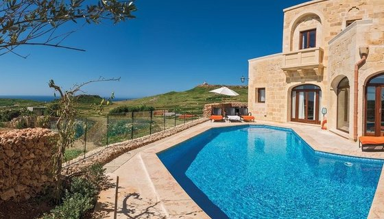 Stunning Gozo villa with Private Pool - Ideal for a family holiday in sunny Gozo, Malta.