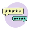 Guest reviews: Add yourself