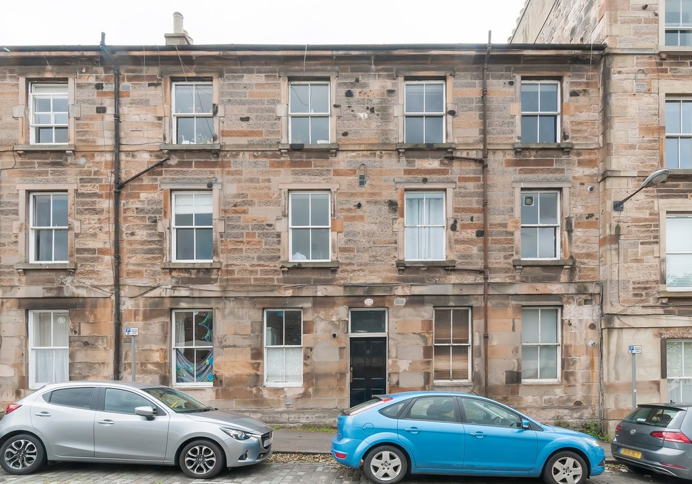 Peaceful One-Bed Holiday Home Edinburgh (Canon Street