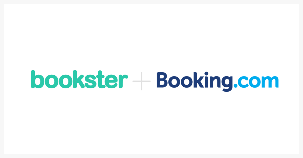 Bookster the best PMS partner of Booking.com - Benefit from the Bookster PMS partnership with Booking.com