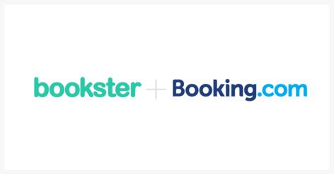 Bookster the best PMS partner of Booking.com - Benefit from the Bookster PMS partnership with Booking.com