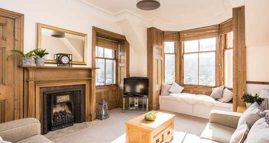 Holiday home in North Berwick sleeps 4 - Centrally located holiday apartment (© Coast Properties)