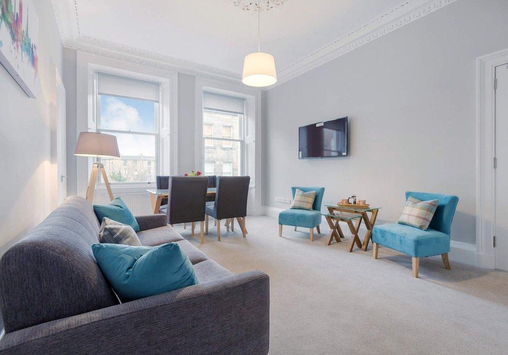 Luxury Central Apartment in Edinburgh New Town (Edinburgh ...