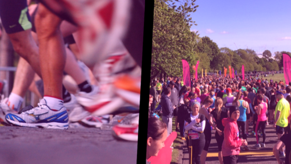 Edinburgh Marathon