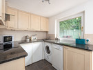 Marchfield Park 7 - Modern family kitchen in Edinburgh holiday let