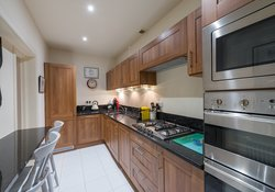 Drumsheugh Gardens Apartment Kitchen