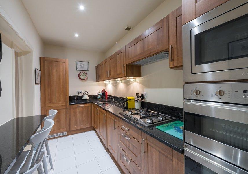 Drumsheugh Gardens Apartment Kitchen