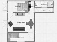 Beachglass Floor Plan