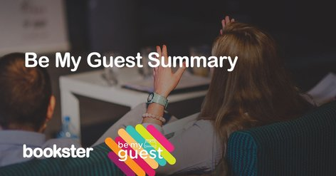 Be My Guest 2018 Summary - Review of the Be My Guest event held in Carlisle in 2018. (© Bookster)