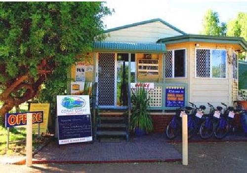 coral coast tourist park carnarvon coral coast caravan. Black Bedroom Furniture Sets. Home Design Ideas