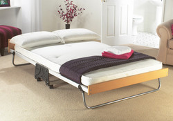 image of portable 120cm wide double bed at Thistle St Lane, 250 metres to Princes Street-parking included, Lothian, Scotland
