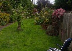 Gilmore place - Garden