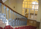Stairwell Entrance Inside