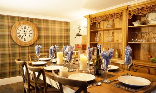 The Maltings, Nethy Bridge - Enjoy dining together