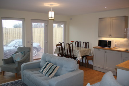 Callie's Cottage - Pet Friendly 2 bedroom holiday home North Berwick