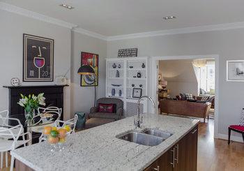 Kitchen & Dining Area (© The Edinburgh Address)
