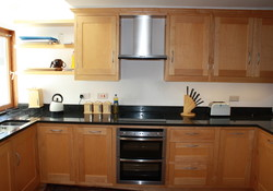Fully equipped kitchen, Gullane Self catering