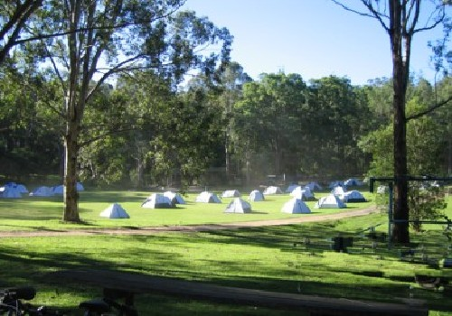 Coolendel camping and cabins coolendel the shoalhaven for Camping a couture 49