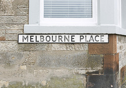 Seafront property on Melbourne  Place