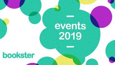 Bookster events 2019