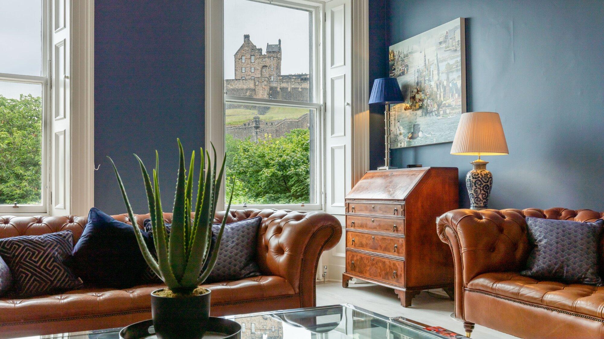 Edinburgh Accommodation Holiday let Scotland