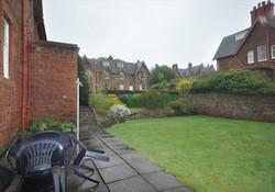 Private Garden North Berwick holiday home