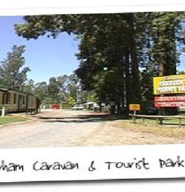 Picture of Barham Caravan Tourist Park, Central & Northern