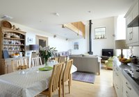 Osprey Lodge open plan living space