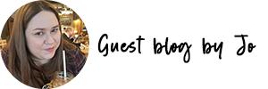 Guest blog by Jo