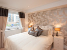Second bedroom - This bedroom can be arranged as kingsize or 2 x single beds
