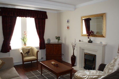 Rainbow View - Holiday cottage in Gullane, East Lothian , Coast Properties