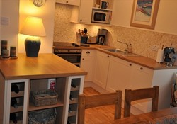 Kitchen The Outlook North Berwick