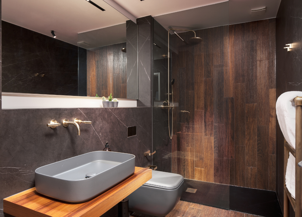 The Modern Bathroom